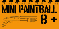 MINI-PAINTBALL