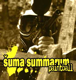 Paintball teren �UMA SUMMARUM Zagreb