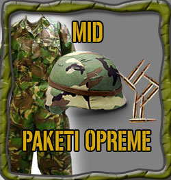 Mid paintball paketi